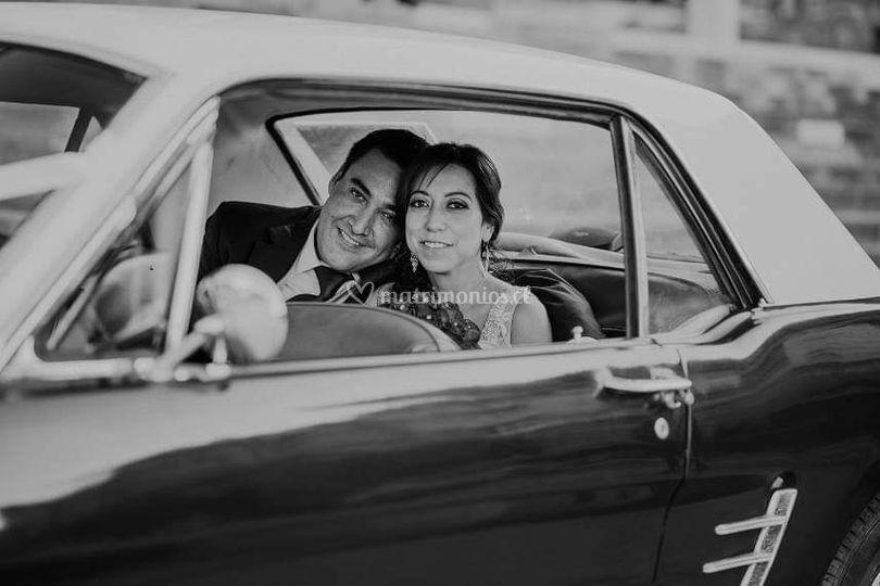 Matrimonio Diego y Yenny