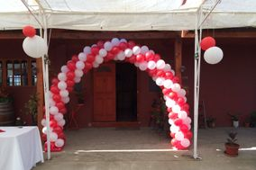 Balloon Twisted Decoraciones
