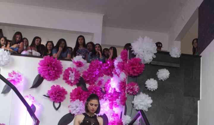 Desfile piso sarah