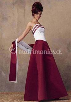 Vestido corsett talla grande