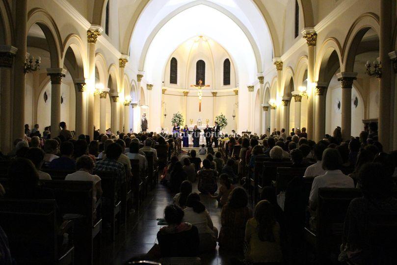 Concierto Ñuñoa Angeli músicos