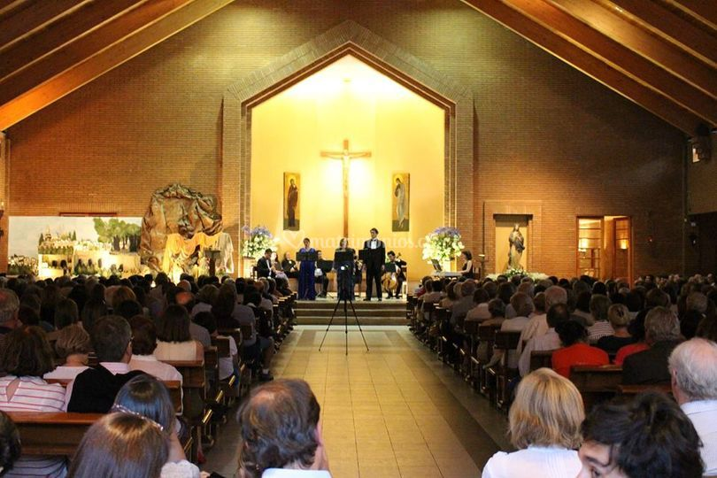 Vitacura coro Angeli músicos