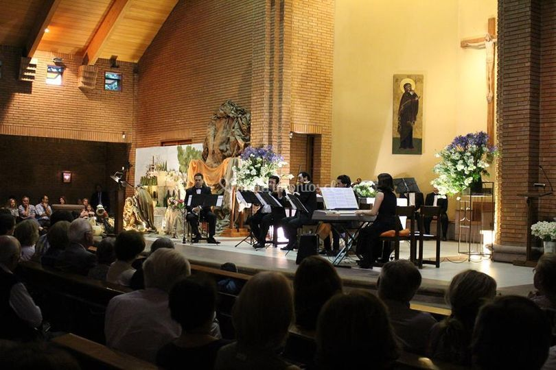 Orquesta de cámara Angeli música