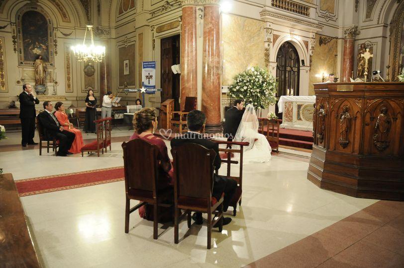 Ángeles custodios coro Angeli