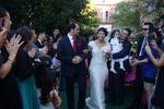 Exterior y ceremonia