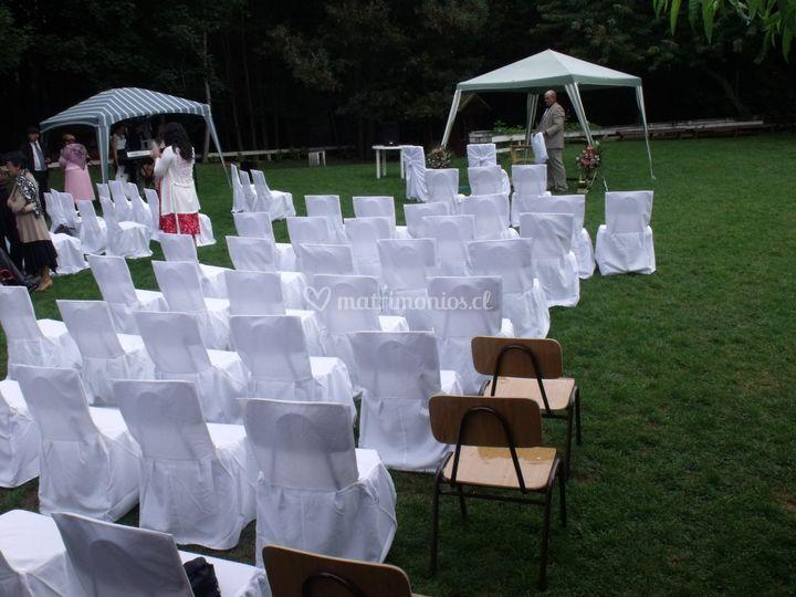 Evento al aire libre eventos