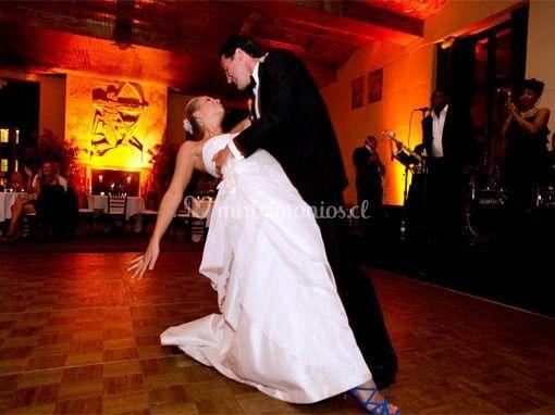 Baile hermoso
