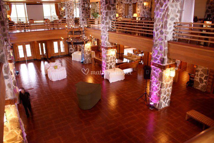 Evento en Hotel Termas de Puyehue