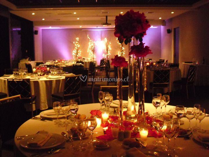 Matrimonio en Hotel Radisson