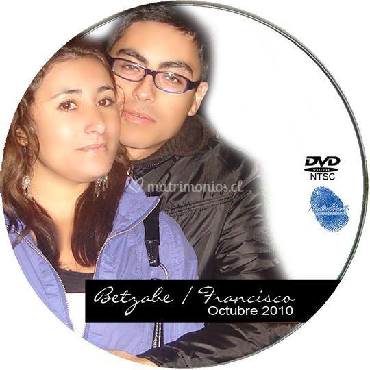 DVD impreso