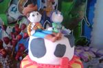 Toy story 60 personas de Tortas Veloso