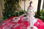 Torta escaleras de Tortas Veloso