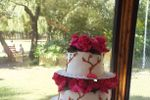 Torta rosal de Tortas Veloso