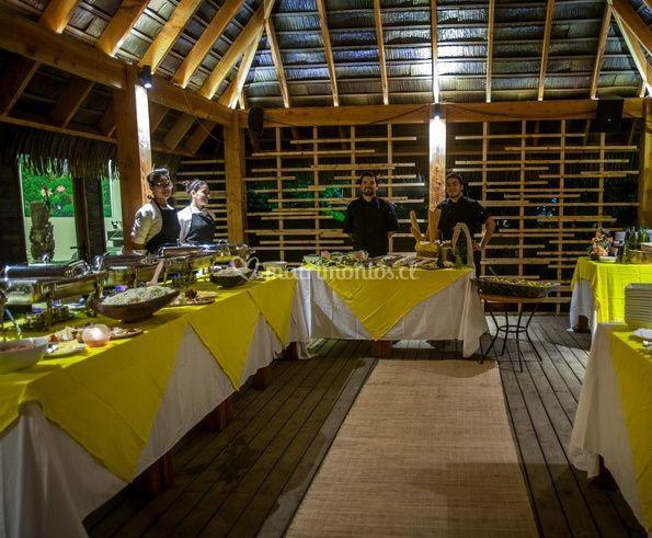 Banquetes- buffet