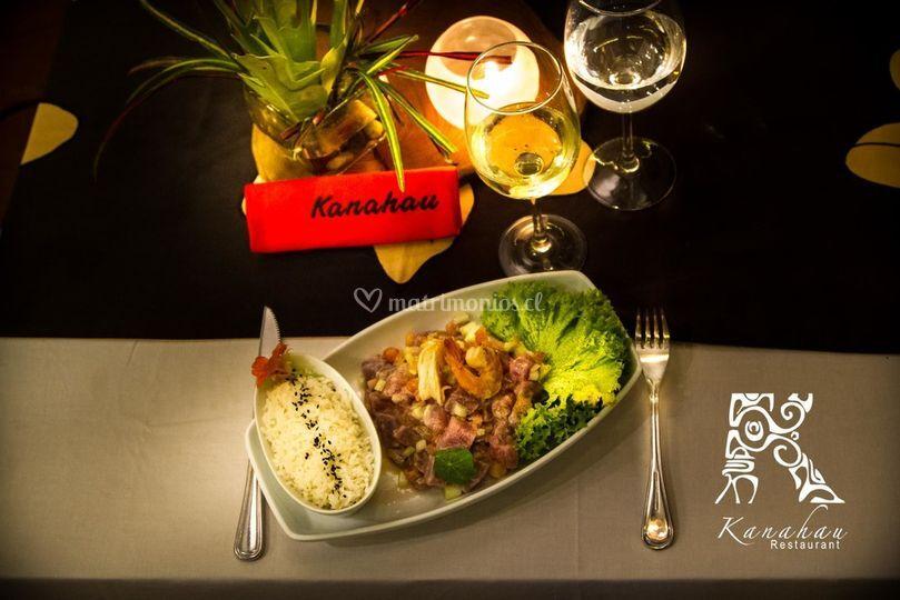 Restaurant kanahau