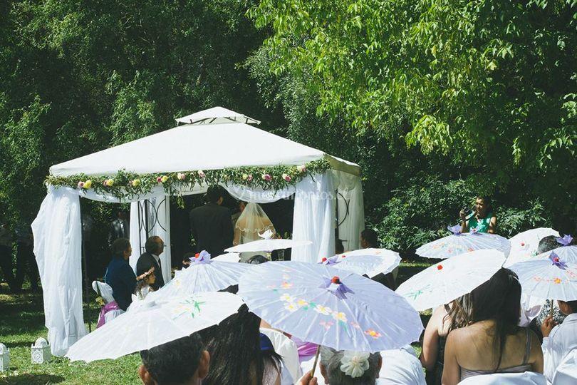 Ceremonia verano