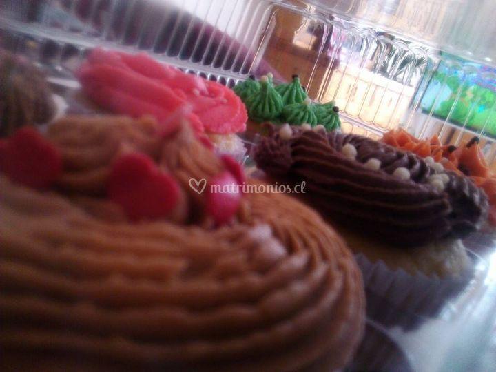 Cupcake surtidos