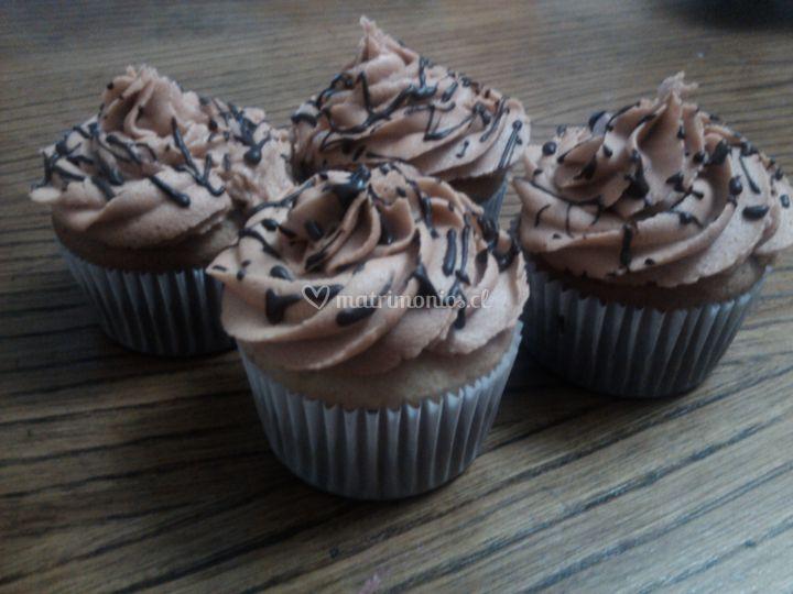 Cupcake de baileys