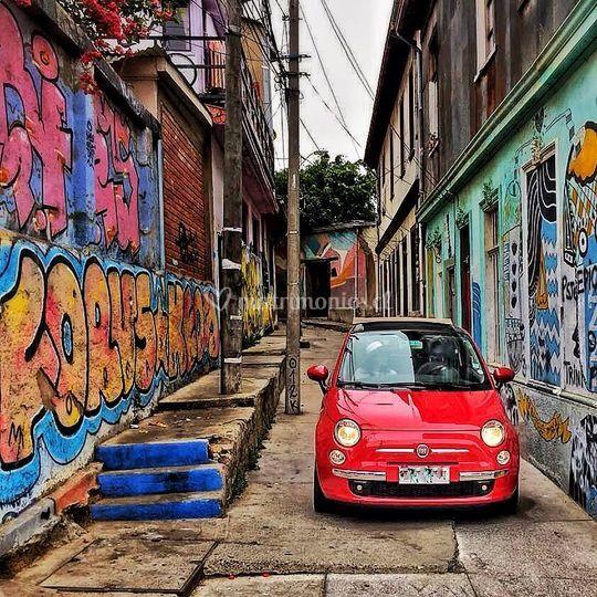 Fiat 500c 200cc