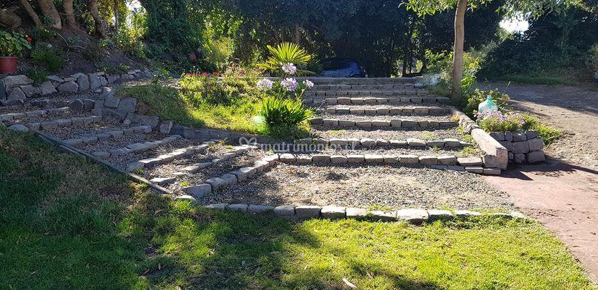 Espacios jardines