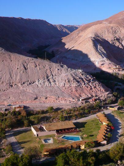 Valle de Codpa y Lodge