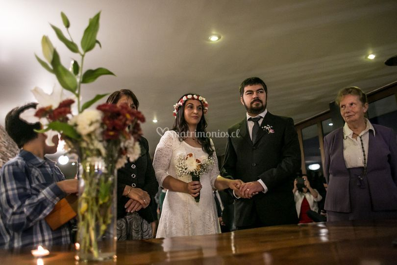 Reportaje documental de bodas