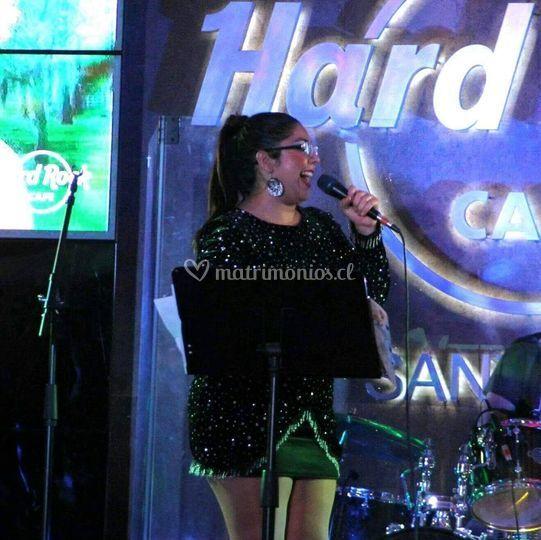 Evento en hard Rock Cafe