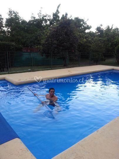 Santa Teresita piscina