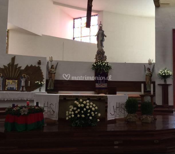 Iglesia reñaca