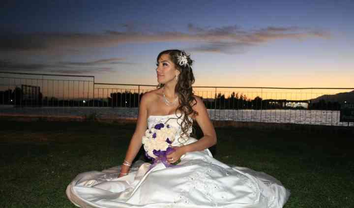 La novia brillante