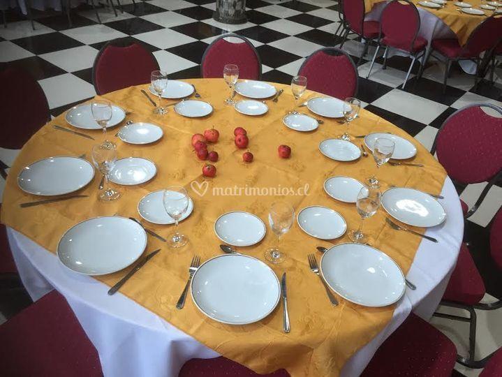 Salón cena