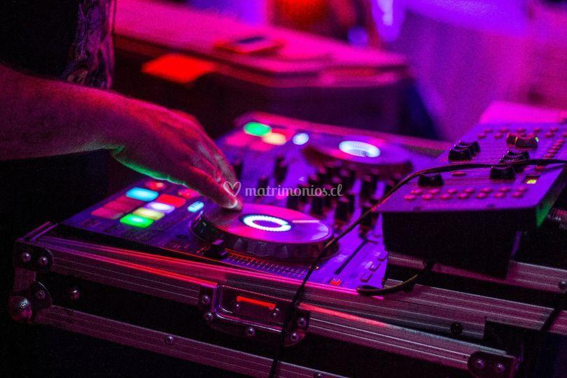 DJ música