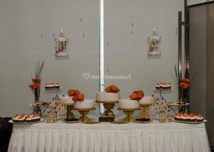 Sweet Table Terrado