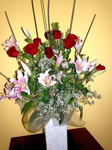 Liluim y rosas
