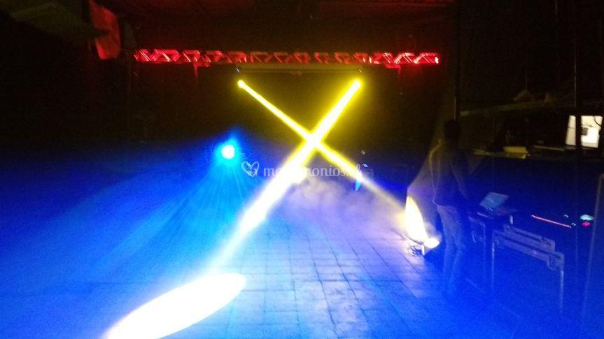 Juegos de iluminación personal