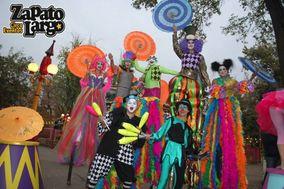 Zapato Largo Circo Eventos