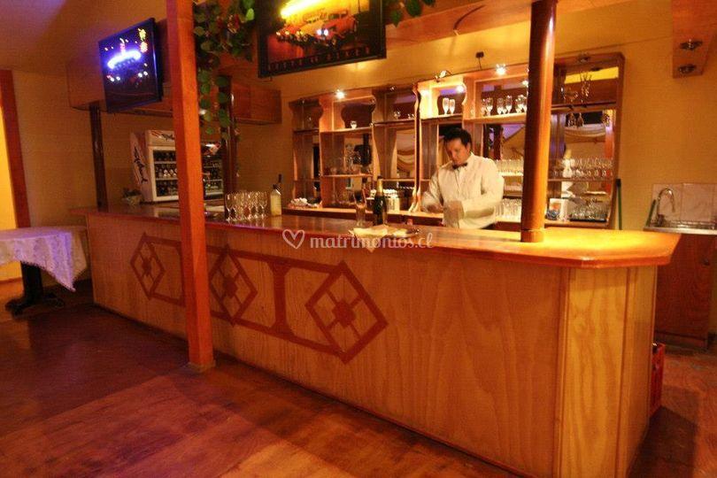Bar del salón