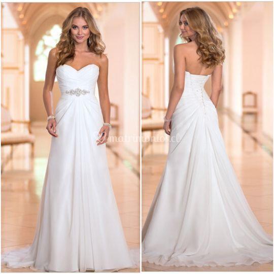 Excelente y bonito vestido