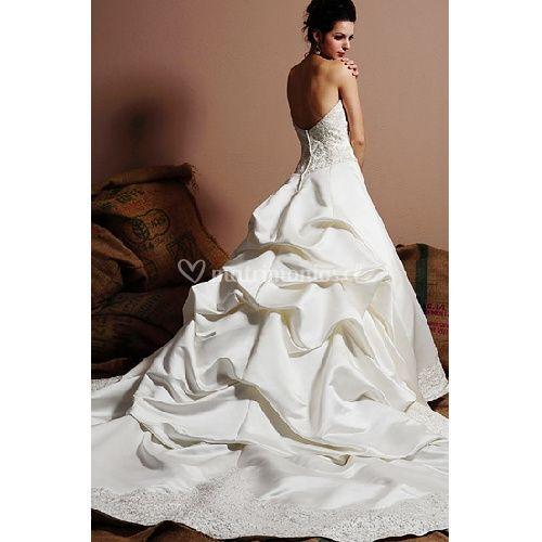 Tiendas de vestidos de novia en providencia