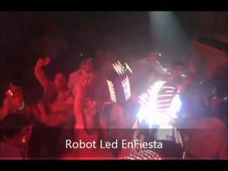 Video Selfie Robot Led EnFiesta