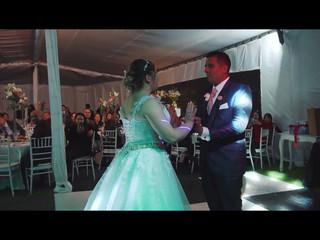Matrimonio Jocelyn y Octavio