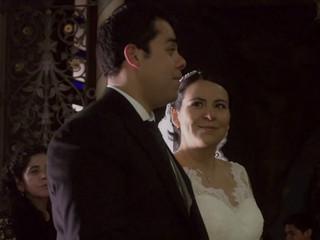 Eva y Felipe