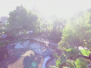 Corto Drone Hotel Manquehue