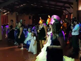 Baile animado