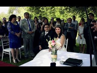 Matrimonio Oscar y Daniela