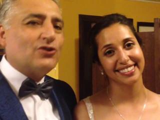 Matrimonio de Rubén y Estefania