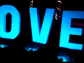 LOVE 3D 1.40 metros