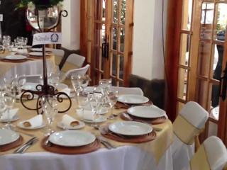 Matrimonio salón el manzano Nancy y Ricardo