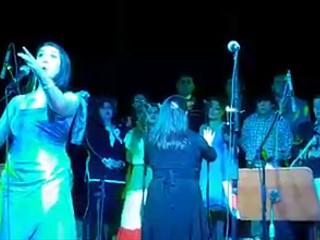 Maria josé Mosqueira - Te recuerdo Amanda - Victor Jara