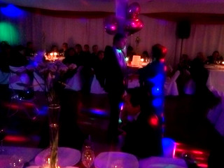 Baile Don Luis y Dominga